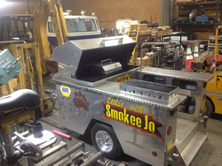 BBQ Trailers 12 | Van Weld North