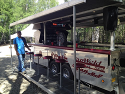 BBQ Trailers 14 | Van Weld North