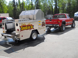 BBQ Trailers  16| Van Weld North