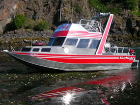 Boats (Wild Child) | Van Weld North Metal Fabrication In Alaska