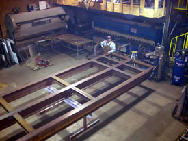 Cruz Construction Projects | Van Weld North Metal Fabrication In Alaska