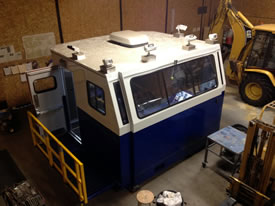 Schlumberger Projects | Van Weld North Metal Fabrication In Alaska